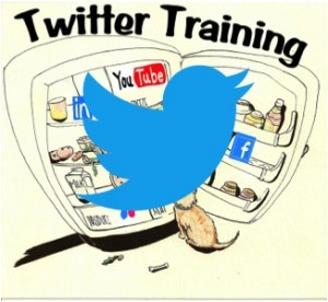 Twitter Training Workshop by The Social Larder