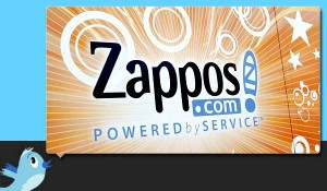 Zappos Powered by Tweets