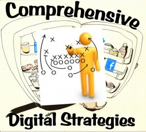 Comprehensive Digital Strategies