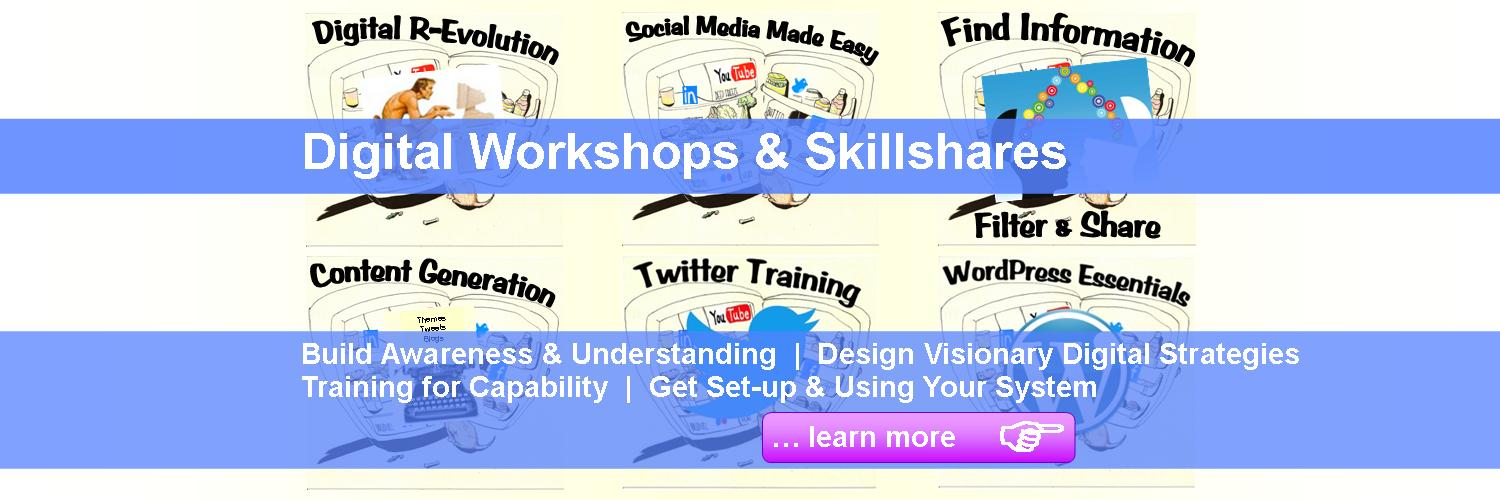 Workshops Skillshares by The Social Larder
