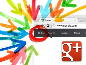 Marketing using Google+ by The Social Larder